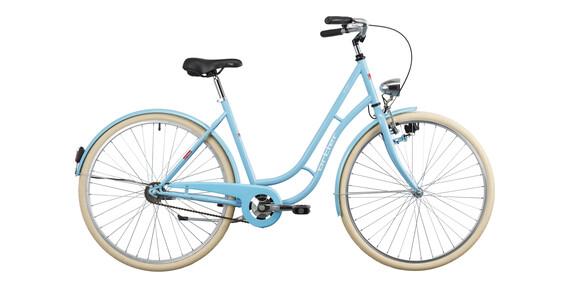 Ortler Detroit Citybike Damer blå
